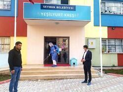Seyhan'da 'salgın hastalık' önlemi