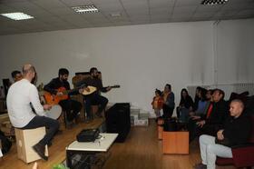 Tunceli'de 14 okulda müzik atölyesi kuruldu