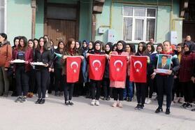 Çankırı'da Vali Çevik'e yapılan terör saldırısında ölenler anıldı