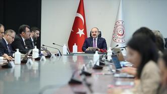 Aşı geliştirmek için Bakan Varank başkanlığında Ar-Ge toplantısı yapıldı