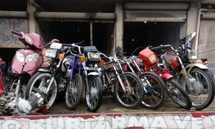 Düziçi'nde motosiklet tamircilerine eş zamanlı operasyon
