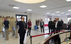 Marmara Ereğlisi Belediyesi'nde koronavirüs tedbirleri