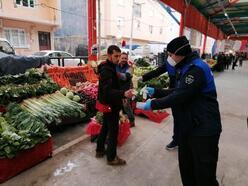 Osmangazi Belediyesi koronavirüs tedbirlerini arttırıyor