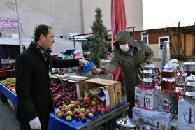 Ulukışla'da semt pazarları kurulmayacak