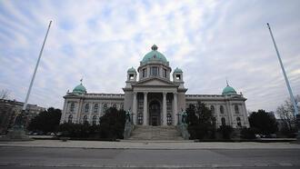 Avrupa'nın kapısı Belgrad sessiz