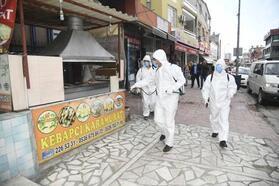 Büyükşehir, koronavirüsle mücadelede 500 kişilik gönüllü ordusu kurdu