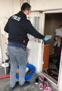 Gercüş'te sosyal destek evlerde teslim ediliyor