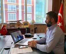 Çerkezöy TSO Başkanı Kozuva: Koronavirüse karşı iş dünyası topyekun savaşta