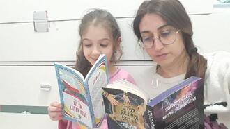 Gercüş'te 'Evde kal' kampanyasında 2 bin kitap dağıtıldı