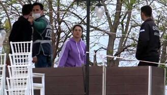 Parkta kız yüzünden kavga eden iki gence ceza