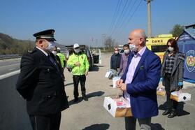 Emekli polisten sürpriz