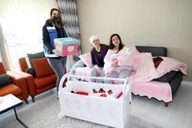 Mudanya'nın Uğur Böceği'ne 'Hoş Geldin' sürprizi