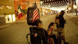 ABD sınırında bir suç kenti Tijuana