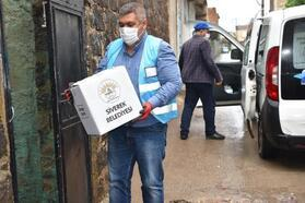 Siverek Belediyesi'nden 5 bin aileye gıda yardımı