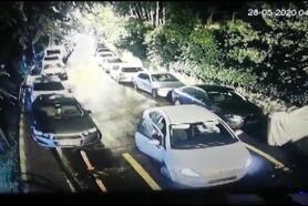 Kâğıthane'de yakalanan 'hayalet gösterge' hırsızı tutuklandı