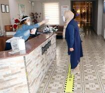 Kaplıcalar tedbirlerle yeniden hizmete açıldı