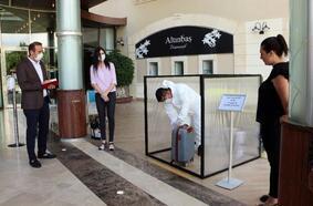Alanya'daki 2 otele 'Güvenli Turizm Sertifikası'