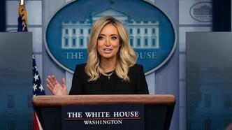 Beyaz Saray Sözcüsü McEnany'den 'İsyan Yasası' açıklaması