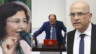 Son dakika I CHP'li Berberoğlu ve HDP'li Güven ile Farisoğullları'nın vekilliği düşürüldü