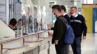 Afyonkarahisar'da 34 bin 377 seyahat belgesi hazırlandı