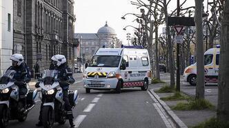 Fransa'da covid-19'dan ölenlerin sayısı 29 bin 65'ye yükseldi