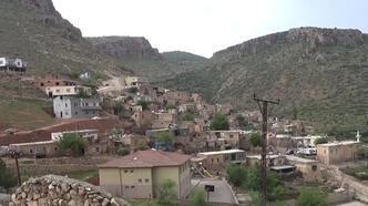 Batman Gercüş'te bir köy karantinaya alındı