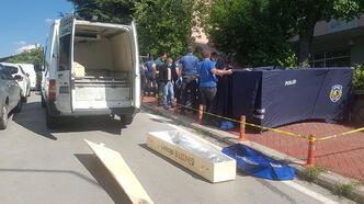 Ankara'da Moldovalı kadın sokak ortasında öldürüldü