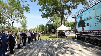 Sakarya Millet Bahçesi açıldı