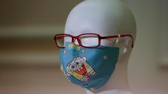 Milli Eğitim Bakanlığı'ndan çocuklara özel maske!