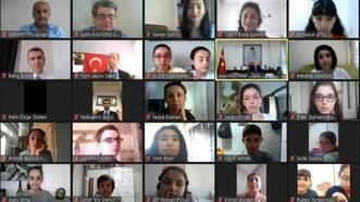 Şarköylü öğrenciler, internet Türkiye'yi tanıtıyor