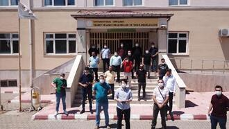 Kahramanmaraş'ta gazetecilere drone eğitimi
