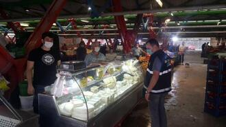 Osmangazi Belediyesi güvenli alışveriş için denetimleri arttırdı