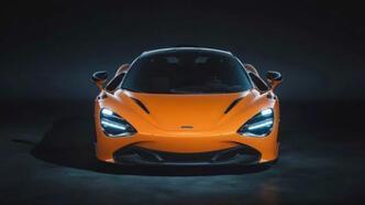 McLaren 720S Le Mans'a sadece 50 kişi sahip olabilecek!