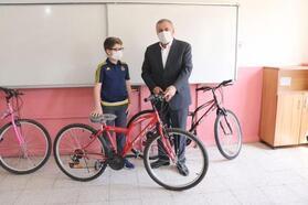 Midyat'ta dereceye giren öğrenciler ödüllendirildi