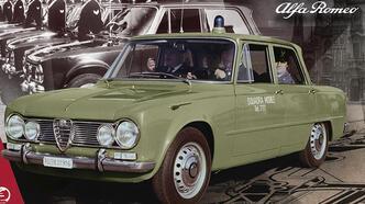 İtalya Emniyeti'nin favorisi Alfa Romeo!