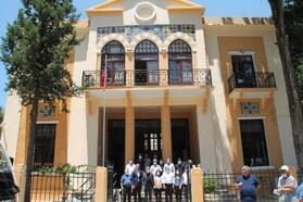 Hatay'da tarihi bina 'kütüphane' olarak restore edildi