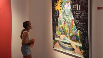 Da Vinci'ye Saygı sergisi yeniden açıldı