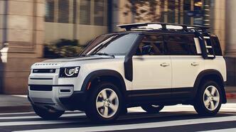 İşte Yeni Land Rover Defender!