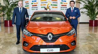 'Yılın Otomobili' ödülü fabrikadaki yerini aldı!