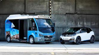 BMW ve Karsan'dan iş birliği!