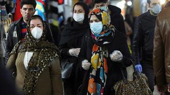 İran'da koronavirüs nedeniyle en yüksek günlük ölü sayısı kaydedildi!