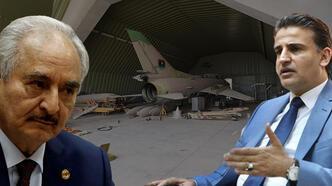 Son dakika: Libya'dan 'Vatiyye Üssü' açıklaması: Hafter'in sahip olmadığı ileri teknoloji uçaklarla vuruldu!