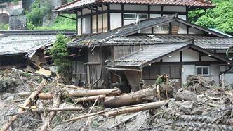 Sel felaketinde ölü sayısı 57'ye yükseldi