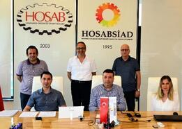 HOSAB'lı sanayicilere 'Enerji verimliliği ve yalın dönüşüm' semineri