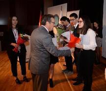 BUÜ'lü akademisyenlerin yürüttüğü projeye TÜBİTAK'tan Türkiye ikinciliği