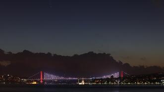 Neowise kuyruklu yıldızı İstanbul, Van ve Samsun'dan görüntülendi...