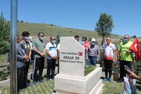 Çankırı'da 15 Temmuz şehitleri anıldı
