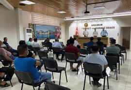 İtfaiye personeline 3 boyutlu eğitim