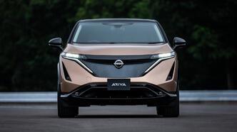 Nissan elektrikli devrini Ariya ile başlatıyor!
