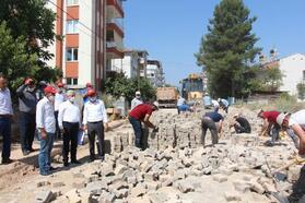 Bucak'ta uygulamalı işçi alımı mülakatı